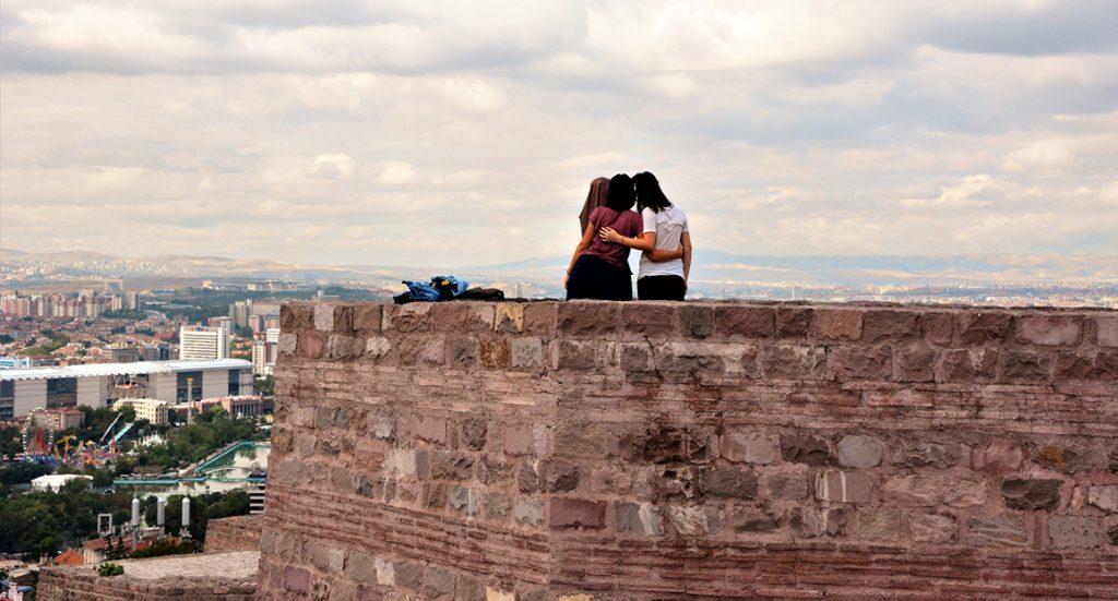Ankara sightseeing: Ankara citadel