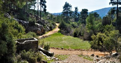 Ayasofya: Looking for ruins in the Taurus Mountains