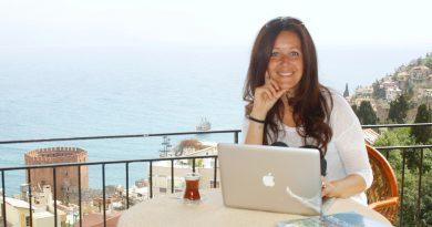 Katharina Lundgreen: 'Living and Loving My Life in Alanya'