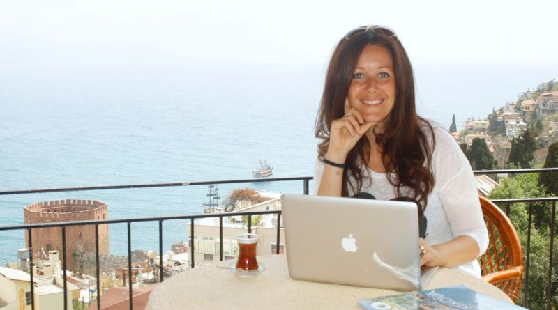 Katharina Lundgreen: 'Living and Loving My Life in Alanya'