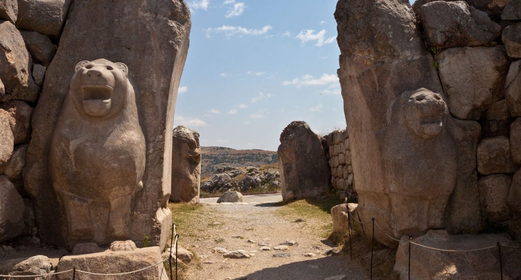 World Heritage in Turkey: Hattusha: the Hittite Capital