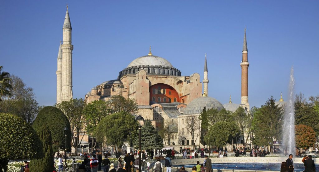 World Heritage in Turkey: Historic Areas of Istanbul