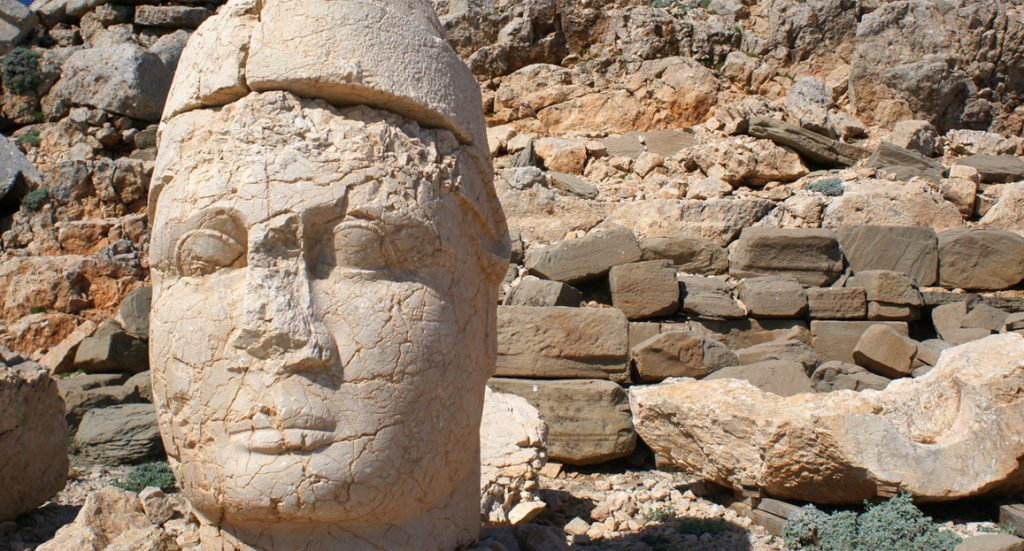 World Heritage in Turkey: Nemrut Dağ