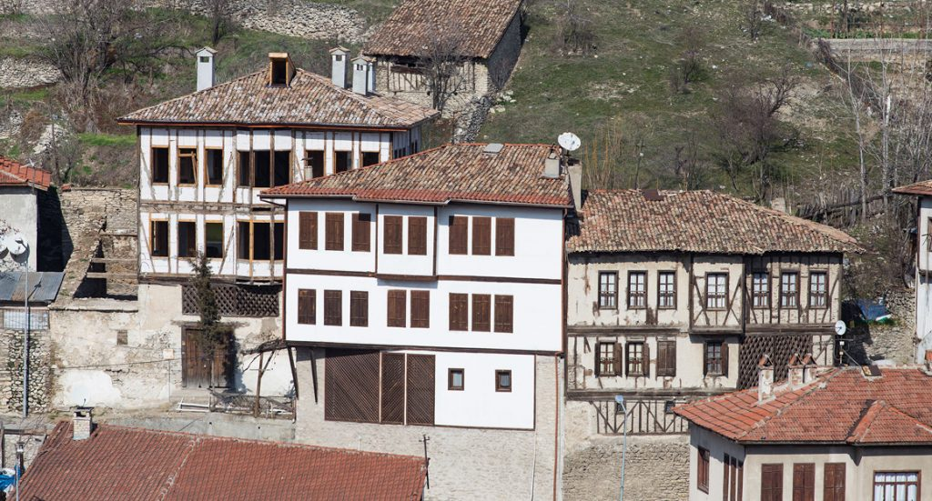 World Heritage in Turkey: City of Safranbolu