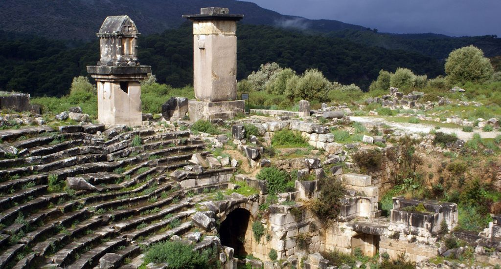 World Heritage in Turkey: Xanthos-Letoon