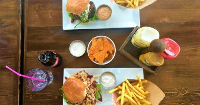 Beach Side Burger: best burgers in town